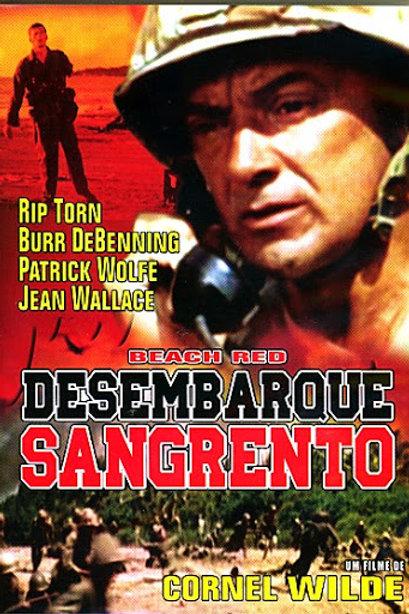 DESEMBARQUE SANGRENTO (Beach Red, 1967)