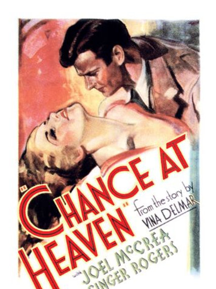 AMOR QUE ENGANA (Chance At Heaven, 1933)
