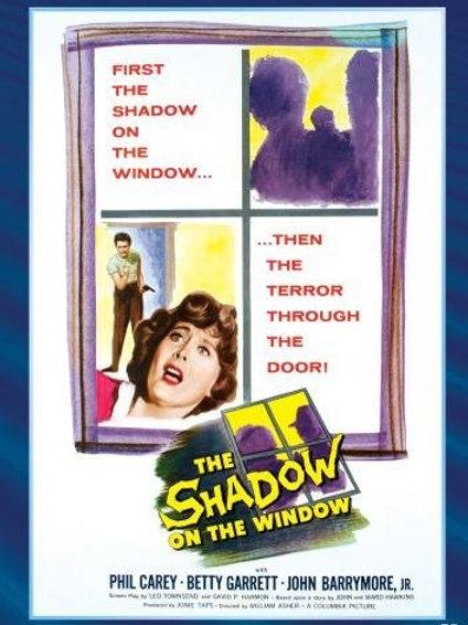 A SOMBRA NA JANELA (The Shadow On The Windows, 1957)