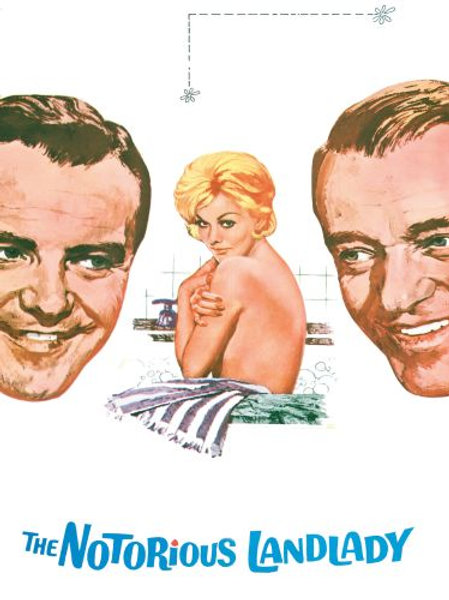 ACONTECEU NUM APARTAMENTO (Notorious Landlady, 1962)