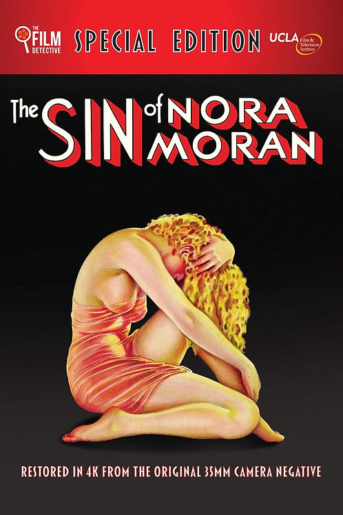 O PECADO DE NORA MORAN (The Sin Of Nora Moran, 1933)