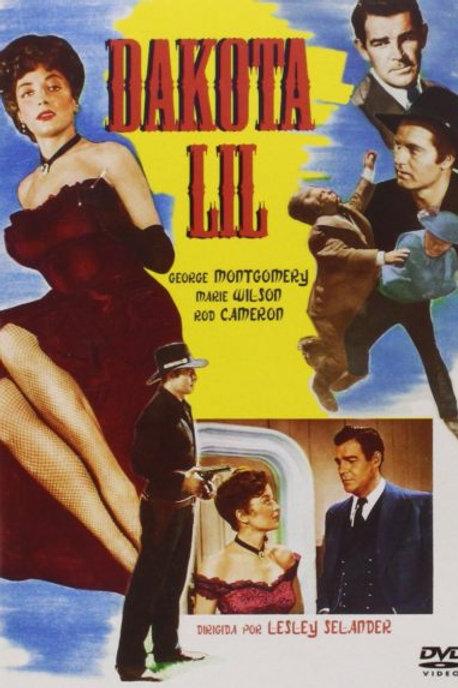 A BELA LIL (Dakota Lil, 1950)