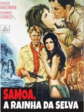 SAMOA, A RAINHA DA SELVA (Samoa, Regina Della Giungla, 1968)
