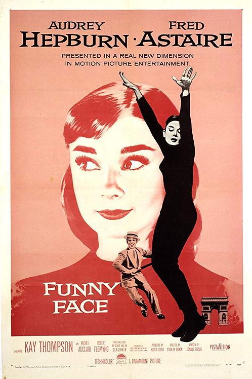 CINDERELA EM PARIS (Funny Face. 1957)