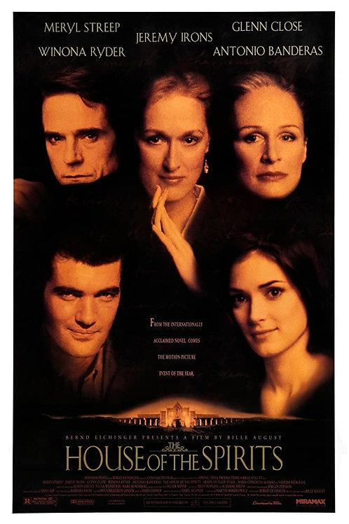 CASA DOS ESPÍRITOS (House of Spirits,1993)