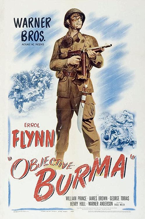UM PUNHADO DE BRAVOS (Objective, Burma, 1946)