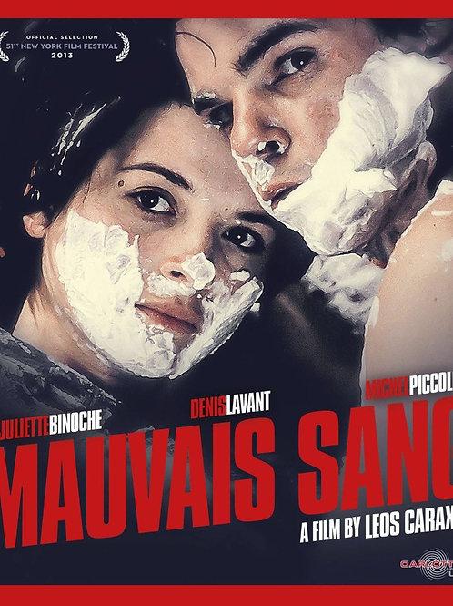 SANGUE RUIM (Mauvais Sang, 1986)