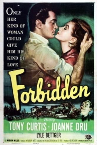 LÁBIOS QUE MENTEM (Forbidden, 1953) - Legendado