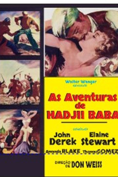 AS AVENTURAS DE HAJJI BABA (The Adventures of Hajji Baba- 1954) - Legendado