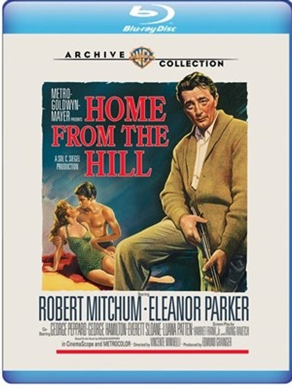 A CASA DA COLINA (Home From The Hill, 1960)