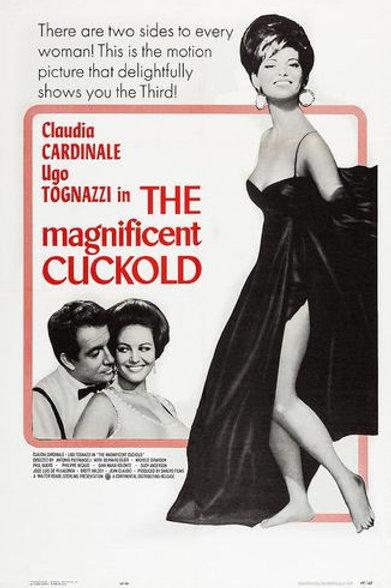 O MAGNÍFICO TRAÍDO (Il Magnifico Cornuto, 1965)