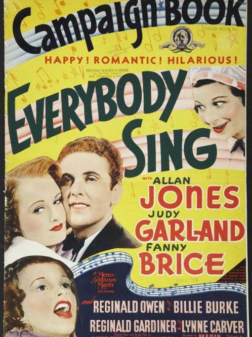 DIABINHO DE SAIAS (Everybody Sing, 1938)