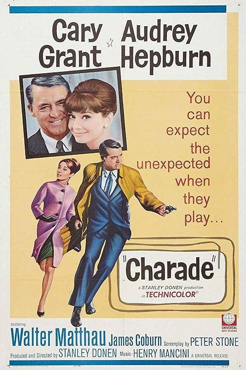 CHARADA (Charade, 1963)