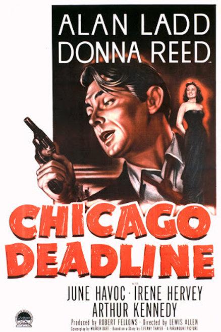 CAMINHOS SEM FIM (Chicago Deadline, 1949)