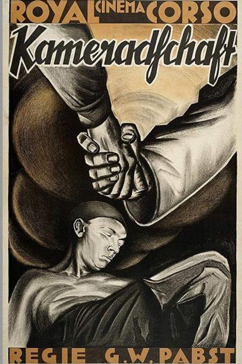 A TRAGÉDIA DA MINA (Kameradschaft, 1931)