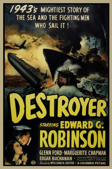 DESTROYER (Destroyer, 1943)