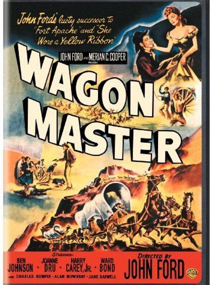 CARAVANA DE BRAVOS (Wagon Master, 1950)