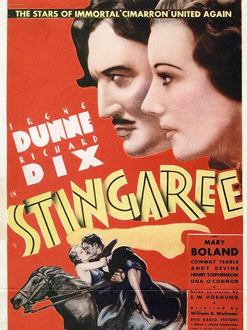 STINGAREE, O BANDOLEIRO DO AMOR, 1934)