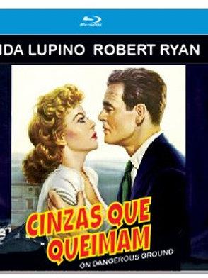 CINZAS QUE QUEIMAN (On Dangerous Ground, 1951) Blu ray
