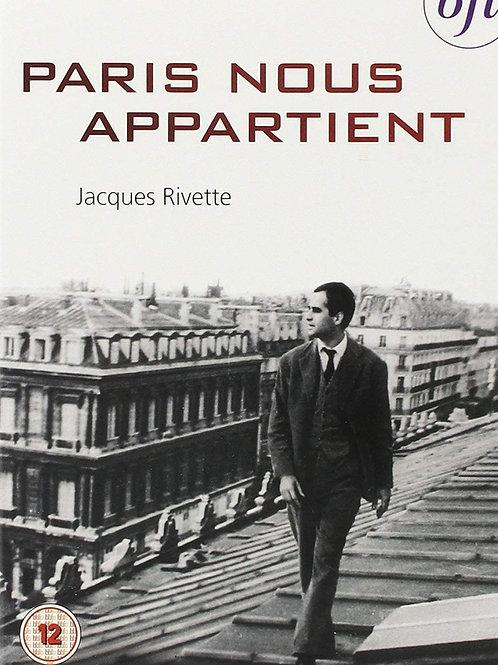 PARIS NOS PERTENCE (Paris Nous Appartient, 1961)