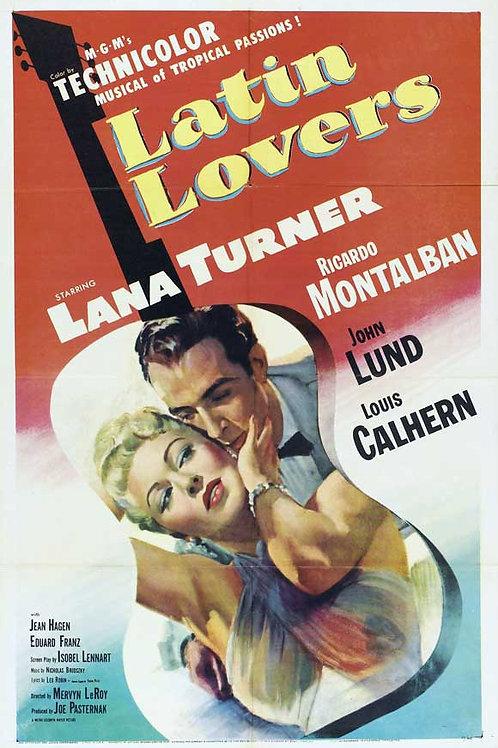 MEU AMOR BRASILEIRO (Latin Lovers, 1953)