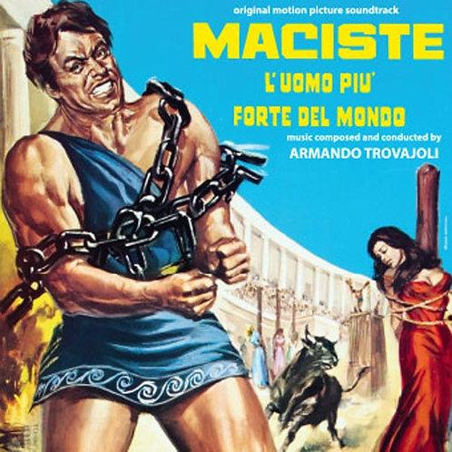 MACISTE CONTRA OS LANCEIROS (Maciste, l'uomo più forte del mondo, 1961)