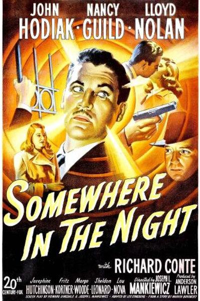 UMA AVENTURA NA NOITE (Somewhere In The Night, 1946)