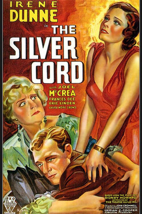 AMOR DE MÃE (The Silver Cord, 1933)