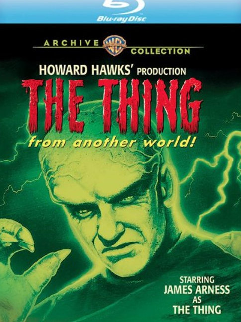 O MONSTRO DO ÁRTICO (The Thing From Another World, 1951)