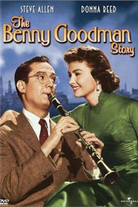 A MÚSICA IRRESISTÍVEL DE BENNY GOODMAN, 1955)