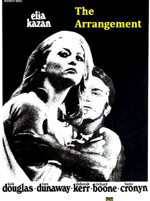 MOVIDOS PELO ÓDIO (The Arrangement, 1969) - Legendado