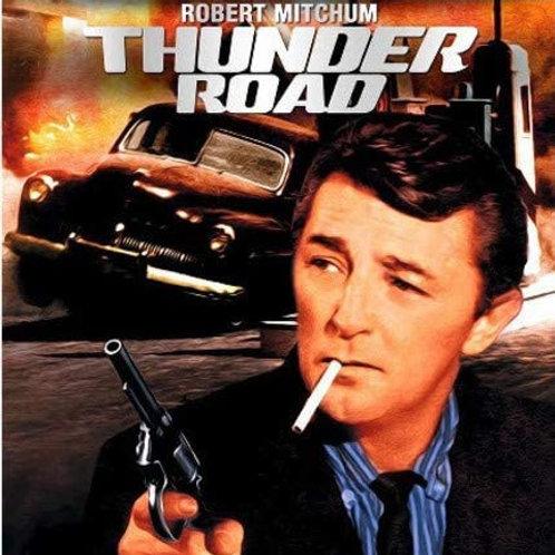 A LEI DA MONTANHA (Thunder Road, 1958)