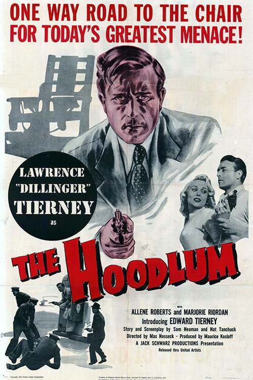 O GANGSTER (The Hoodlum, 1951)