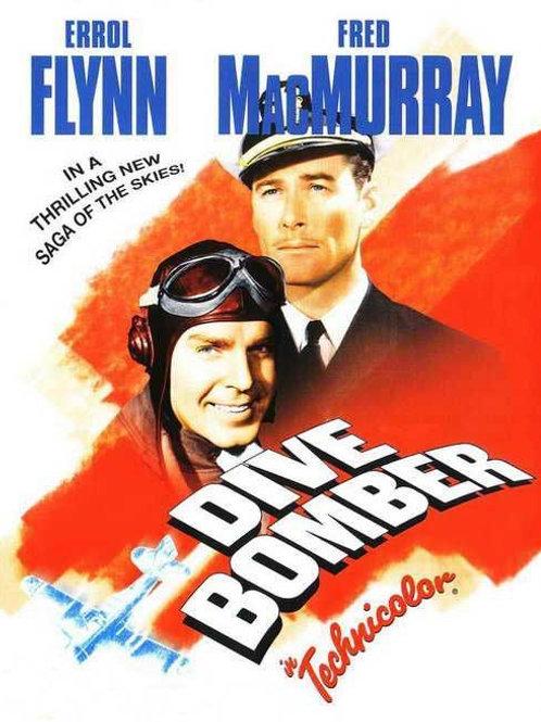 DEMÔNIOS DO CÉU (Dive Bomber, 1941)