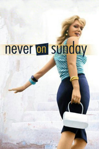 NUNCA AOS DOMINGOS (Never On Sunday, 1960)