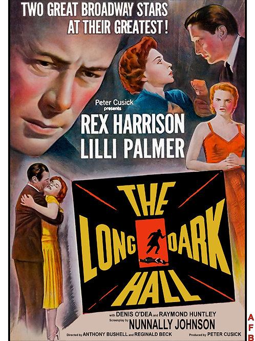INOCÊNCIA À PROVA (The Long Dark Hall, 1951)