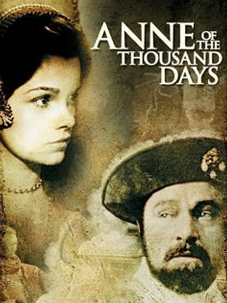 ANA DOS MIL DIAS (Anne of the Thousand Days, 1969)