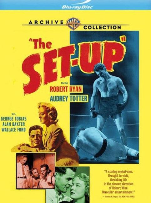 PUNHOS DE CAMPEÃO (The Set-Up, 1949)