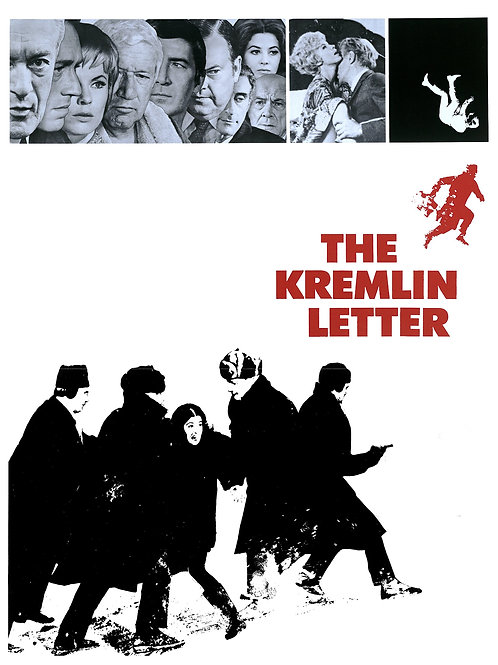 CARTA AO KREMLIN (The Kremelin Letter, 1970)