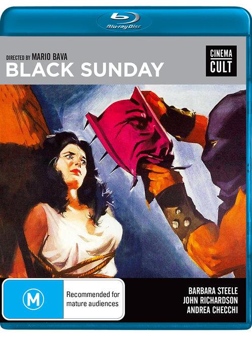 A MALDIÇÃO DO DEMÔNIO (Black Sunday, 1960)