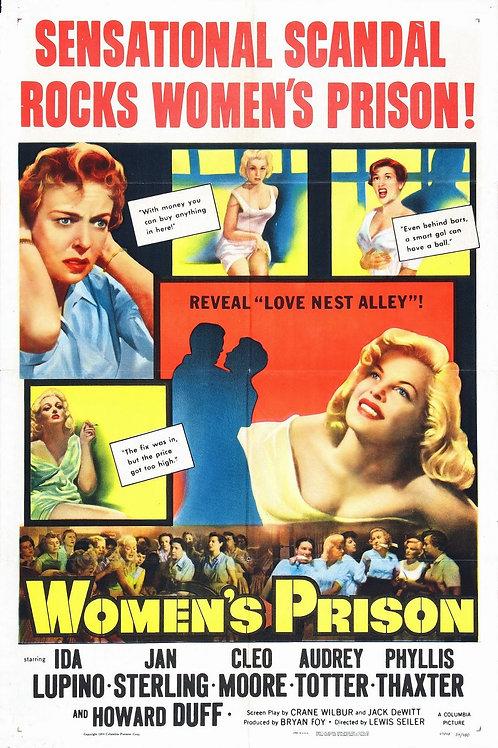 MULHERES CONDENADAS (Women's Prison, 1955)
