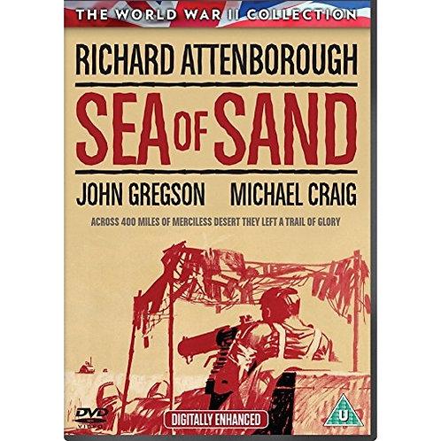 A 5 PASSOS DA MORTE (Sea of Sand, 1958)