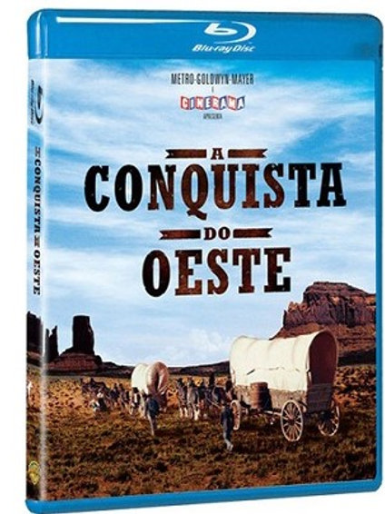 A CONQUISTA DO OESTE (How The West Was Won, 1962)