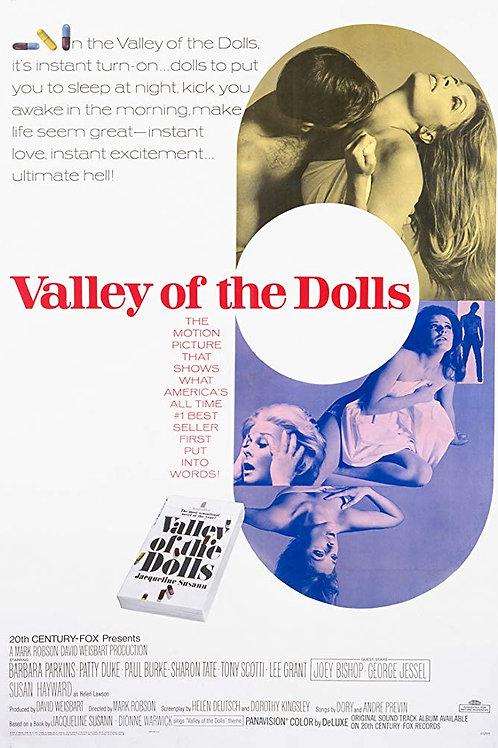 O VALE DAS BONECAS (Valley of the Dolls, 1967)