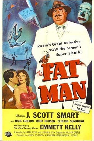 CRIME NO CIRCO (The Fat Man, 1951) - Legendado