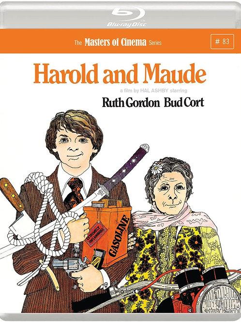 ENSINA-ME A VIVER (Harold and Maude, 1971)