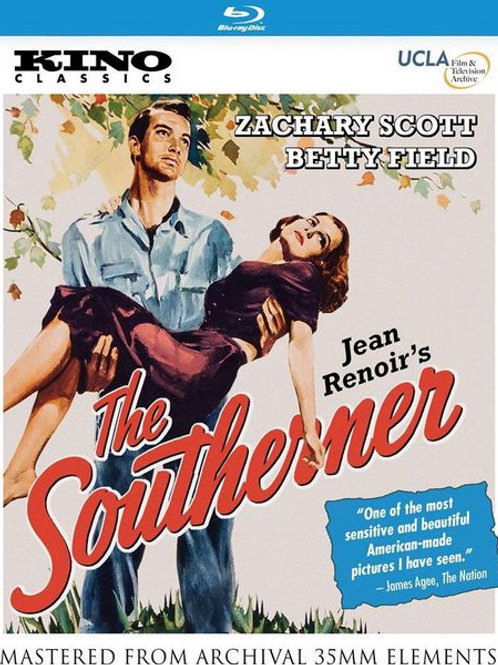 AMOR À TERRA (The Southner, 1945)