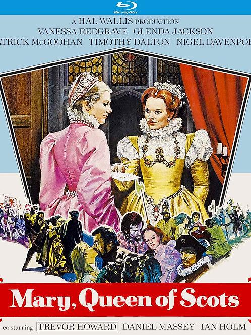 MARY STUART, RAINHA DA ESCÓCIA (Mary, Queen of Scots, 1971)