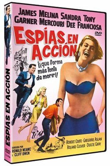 PASSAPORTE PARA O PERIGO (A Man Could Get Killed, 1966)