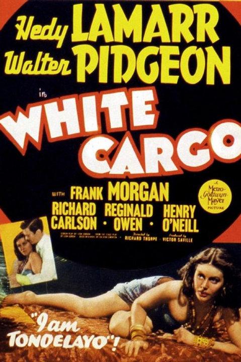 DEMÔNIO DO CONGO (White Cargo, 1942)